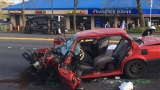 5 people injured in major crash near Alderwood Mall in Lynnwood