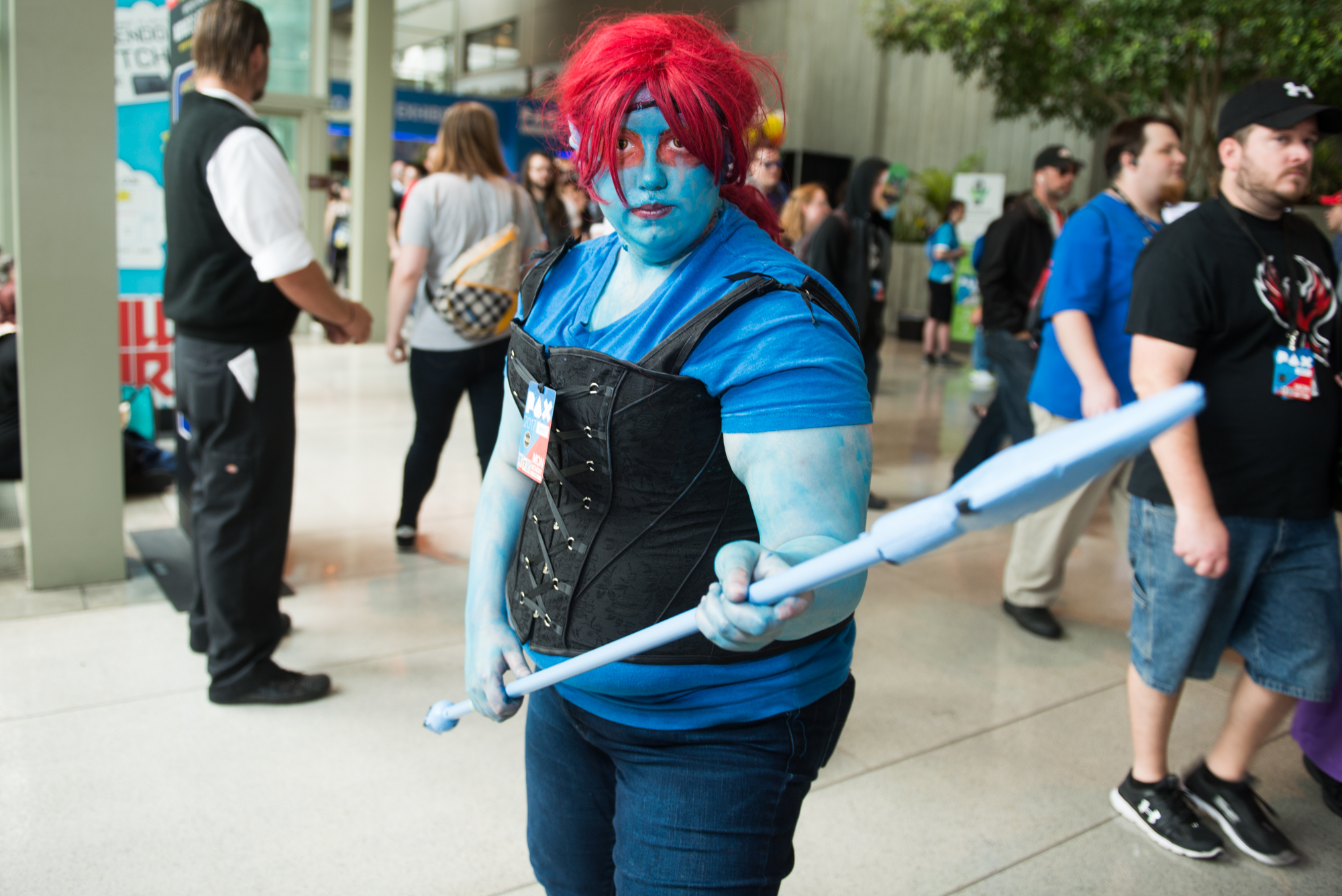 Seattle's Penny Arcade Expo (PAX West) brings tens of thousands of people to the Washington State Convention Center every year! PAX West includes concerts, arcade games, video game tournaments, cosplay and more - and runs the entirety of Labor Day Weekend( Sept. 1-4). (Image: Chona Kasinger / Seattle Refined)