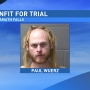Klamath County man declared unfit for trial