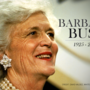 Former First Lady Barbara Bush dead at 92