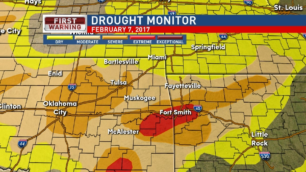 Latest Drought Information